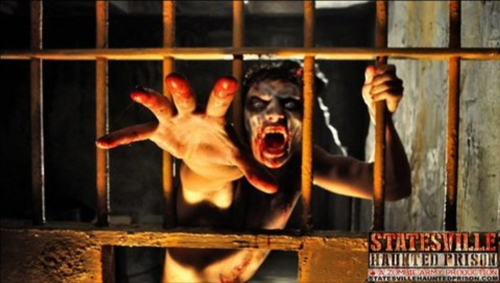 Statesville Haunted Prison